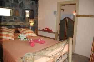 La Case du Pecheur Guesthouse  Mauritius- Double bedroom